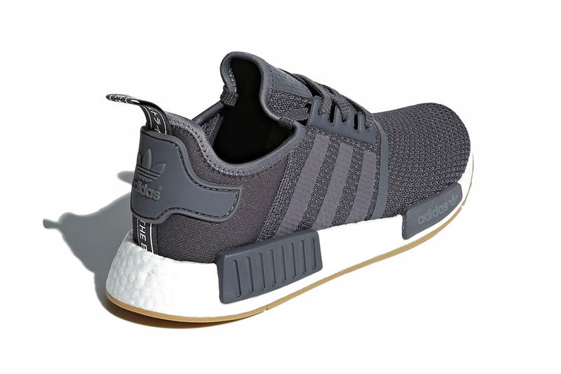 Adidas To Unleash The Nmd R1 Gum Sole Pack Hypebeast