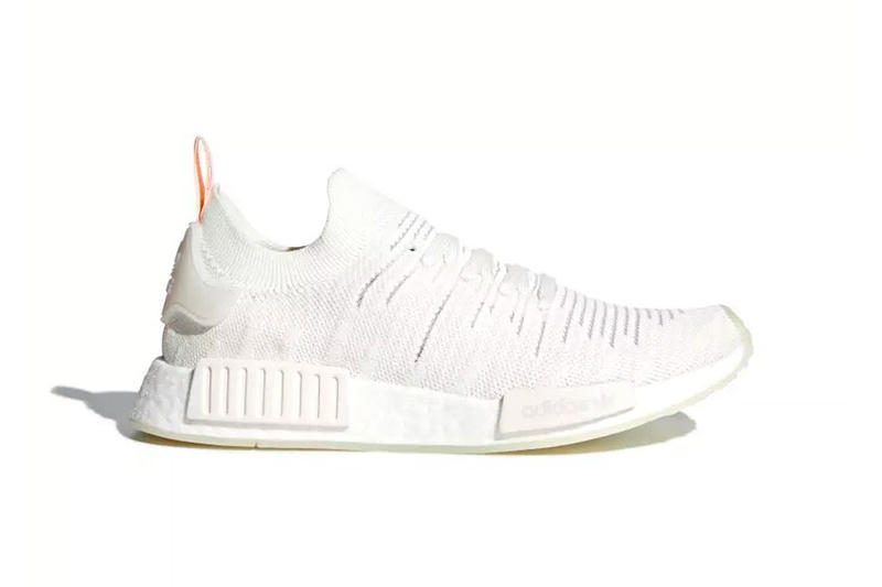 Adidas Nmd R1 Stlt Clear Orange Pack Hypebeast