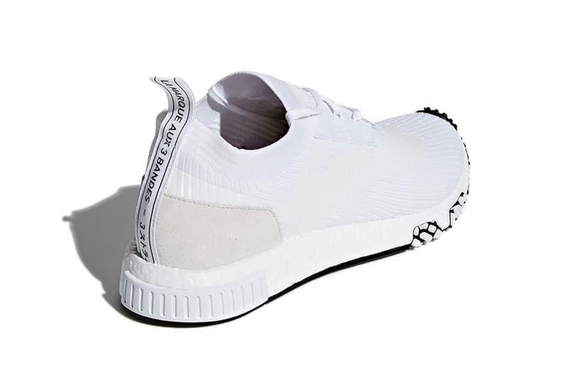 adidas NMD Racer black white release info sneakers footwear running