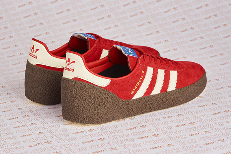 adidas Originals Archive Montreal 76 Size? Exclusive Release Details Kicks Shoes Trainers Sneakers