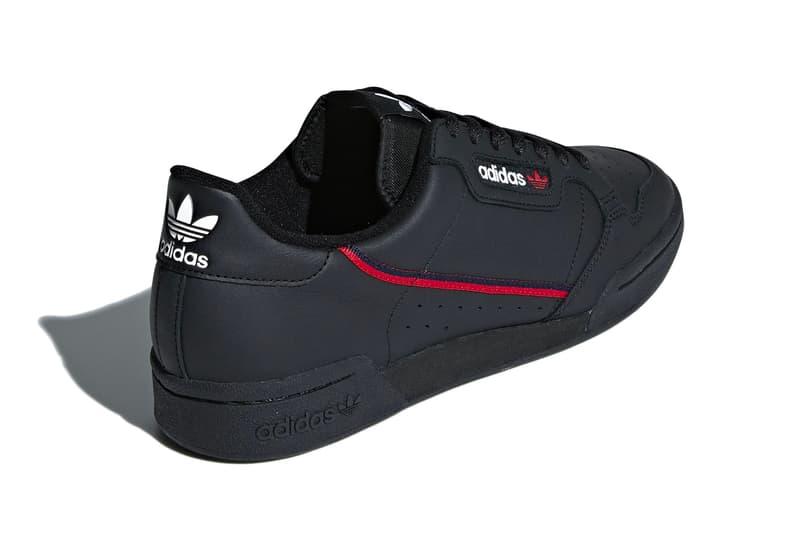 "adidas Originals Rascal ""Core Black"" Release Date Continental 80 YEEZY"