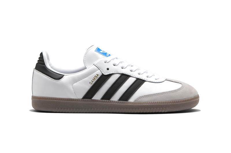adidas Originals  Samba  Classic Black White Details To Buy Purchase  Availability For Sale Pricing b9367ddd7