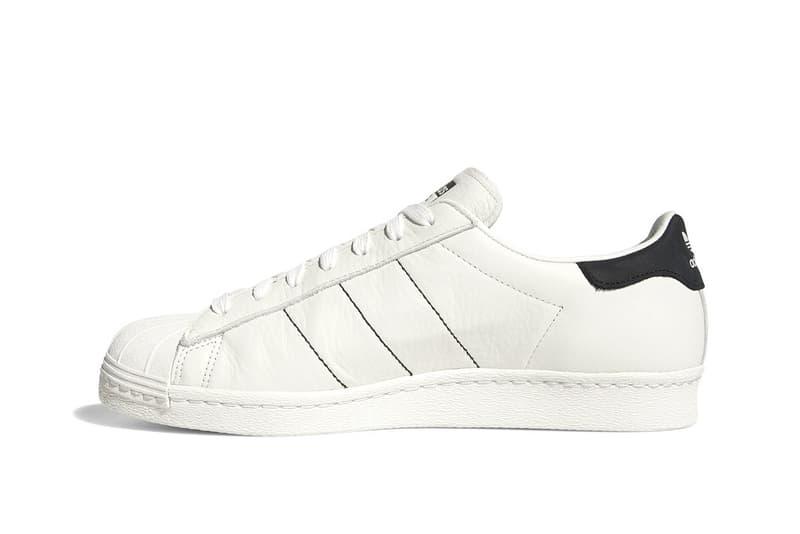 adidas Originals Handcrafted Pack Campus Superstar premium Release info drop date May 21 sneaker footwear
