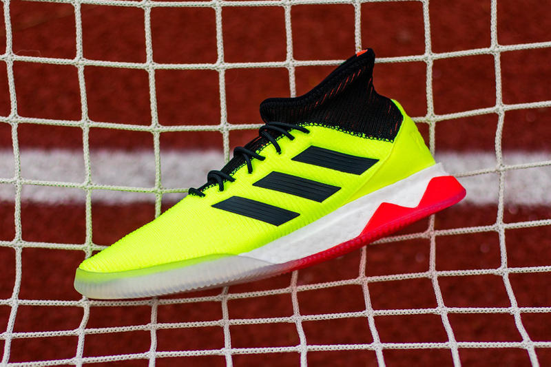 1baffa698961 adidas Predator Tango 18 1 Solar Yellow black solar red may 2018 release  date info drop