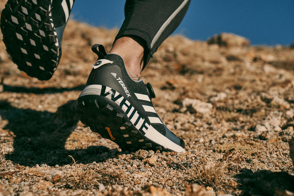 adidas TERREX x White Mountaineering SS18 Spring/Summer 2018 Collection Sneakers WM TERREX TWO BOA Trail Runner