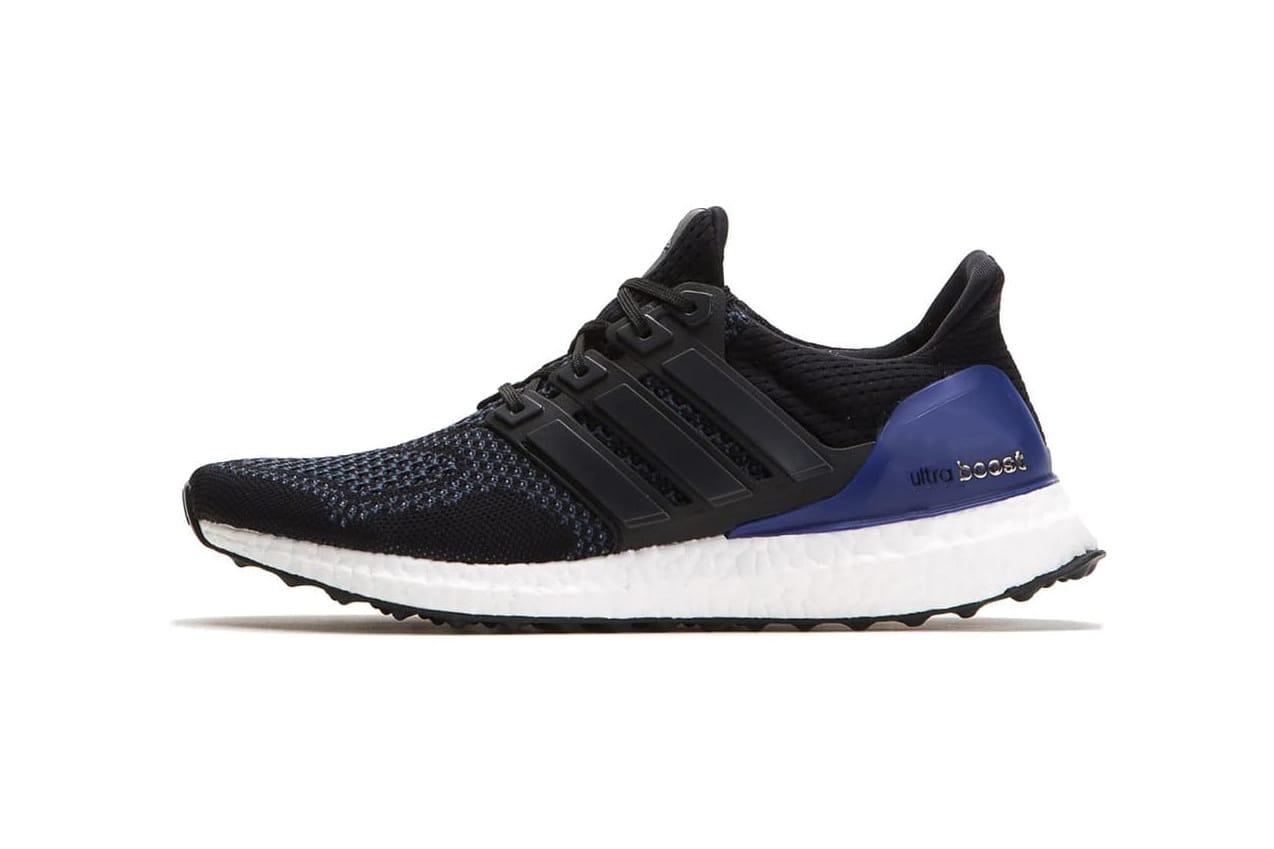 adidas ultra boost blue heel