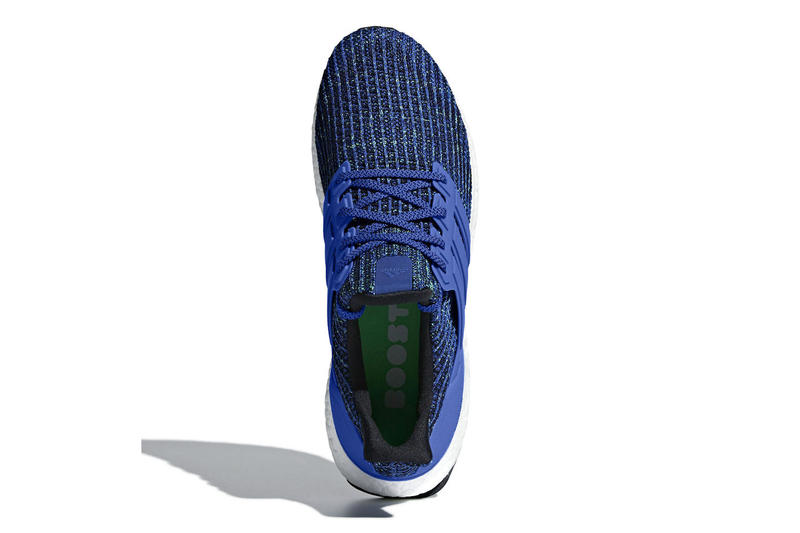adidas UltraBOOST 4.0 Hi Res Blue first look sneakers footwear