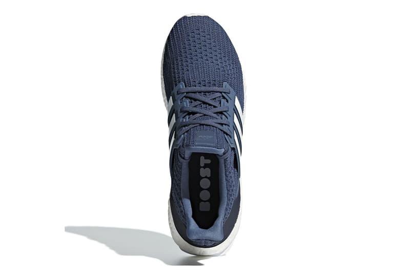 adidas UltraBOOST 4.0 Show Your Stripes core black tech ink release info sneakers footwear