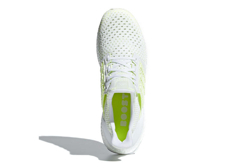 ba040b6ef4cbb adidas UltraBOOST Clima Solar Yellow white release info sneakers footwear  running