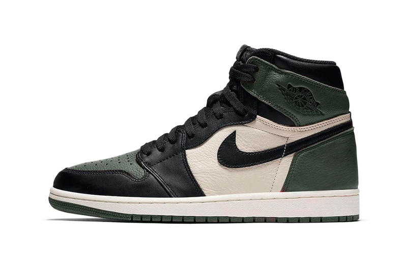 Air Jordan 1 High OG Pine Green First Look
