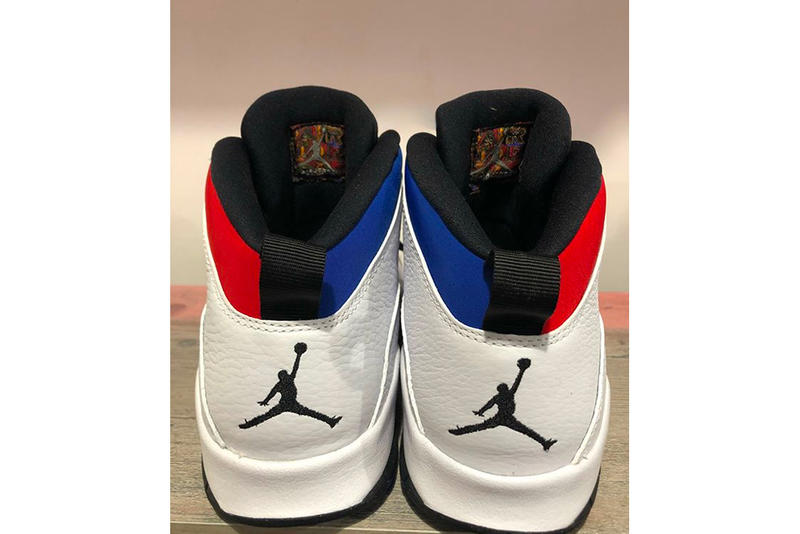 Air Jordan 10 Class of 2006 High School Graduation red blue sneakers shoe Pricing Availability To Buy Summer 2018 Russell Westbrook Oklahoma City Thunder OKC NBA