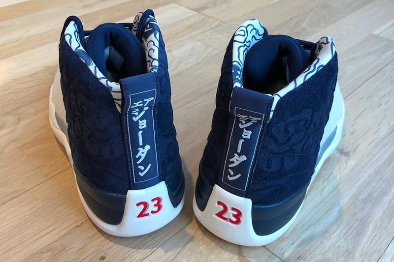 "Air Jordan 12 ""International Pack"" Release first look"