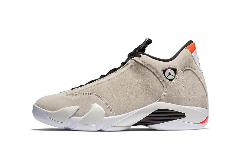 separation shoes 8e607 38955 Air Jordan 14 Desert Sand may 15 2018 release date info drop sneakers shoes  footwear infrared23