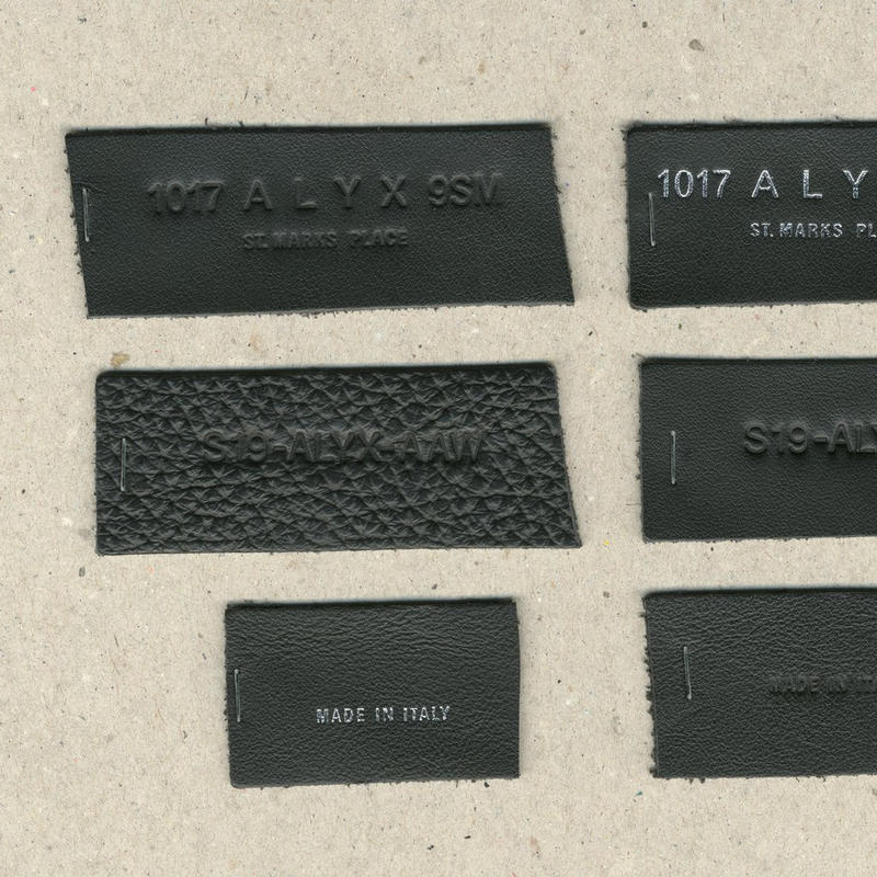 ALYX 1017 ALYX 9SM Matthew Williams Paris Fashion Week 2018 Spring Summer 2019 Collection Runway