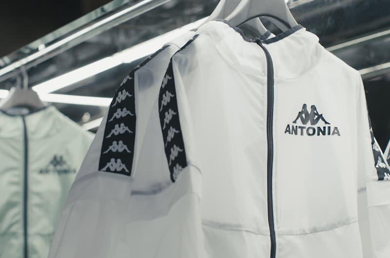 ANTONIA Milano Capsule Collection Launch Recap Diadora Heritage Kappa Khrisjoy Bajowoo Macau Kohh