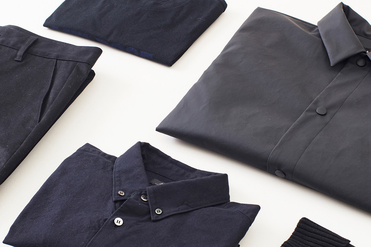 0cf0e46501c Ron Herman Taps A.P.C. for All-Black Capsule Collection