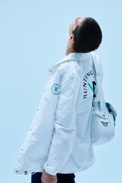 daniel arsham studio standard hunting world fashion apparel accessories style streetwear
