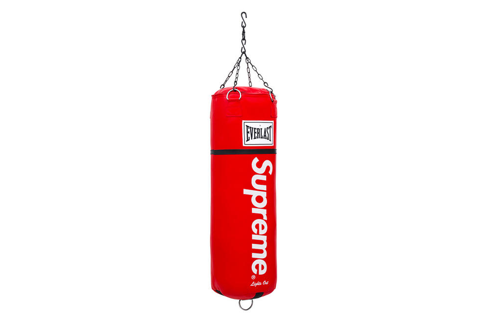 supreme everlast boxing