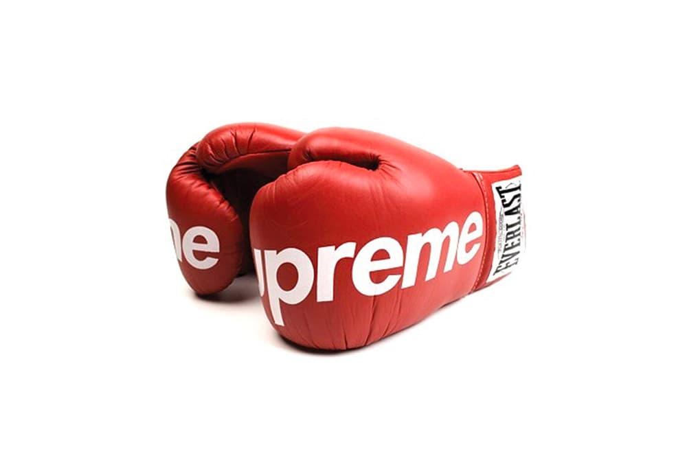 supreme everlast boxing gloves
