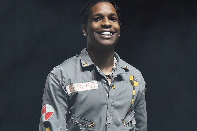 A$AP Rocky Testing Album App Release iOS Android Apple Samsung