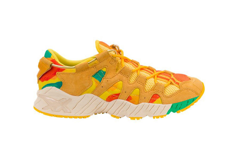 ASICS GEL Mai Founder 100th Birthday release date info drop 2018 sneakers shoes footwear sunflower Kihachiro Onitsuka Right to Play Gel-Quantum Tiger corsair