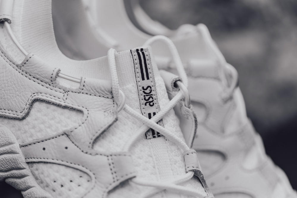 ASICS GEL Mai Knit Triple White may 2018 spring release date info drop sneakers shoes footwear feature boutique