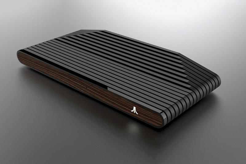 Atari VCS pre-order info Collector Edition Onyx edition Asteroids Centipede Missile Command gaming