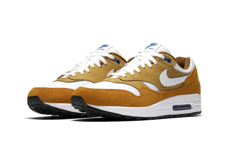 atmos x Nike Air Max 1 Curry Rerelease release info sneakers footwear