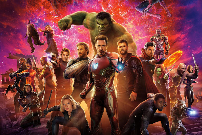 Avengers: Infinity War $1 Billion Mark Fastest Film in History highest opening marvel cinematic universe studios thanos iron man captain america hulk black panther movie film