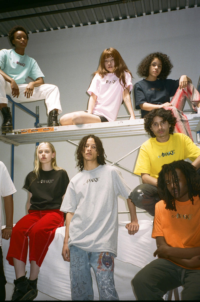 Awake NY Spring Summer 2018 Lookbook collection may release date info drop