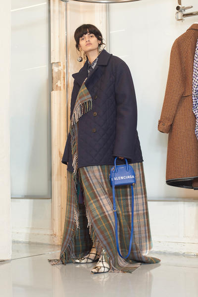 Balenciaga Fall 2018 Collection Lookbook women's outerwear layering streetwear luxury purchase release date price