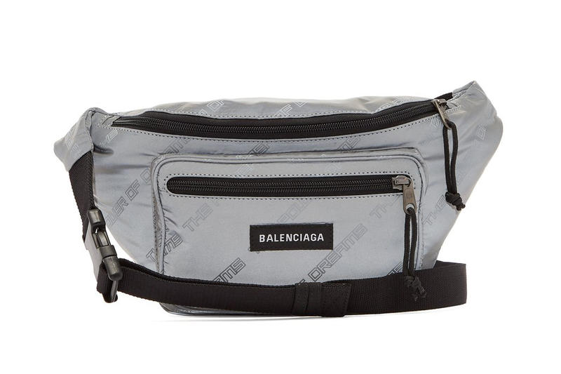 Balenciaga Belt Bag The Power of Dreams fall winter 2018 release info bags accessories