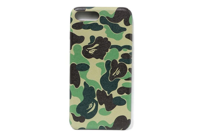 BAPE ABC CAMO iphone 8 Plus case green