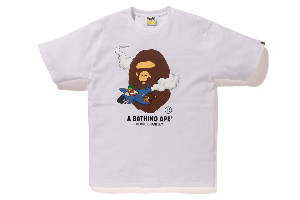 49322e0a7a29 First Look at Hebru Brantley s BAPE Collaboration