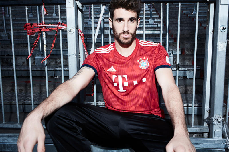 Bayern Munich 2018 19 adidas Home Kit red release date info drop
