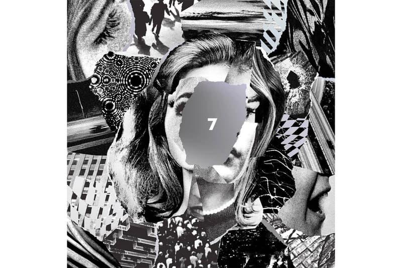 Beach House 7 new album Lemon Glow Black Car artwork cover art Sub Pop Records