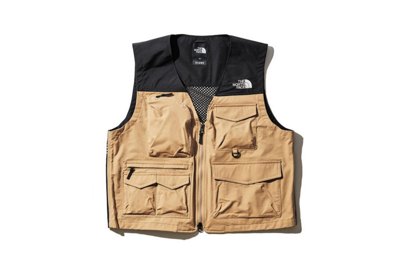 beams the north face clothing apparel outdoors collaboration fashion style streetwear