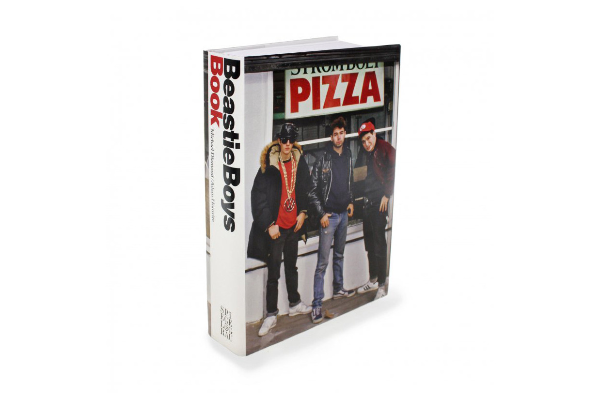 Beastie Boys Memoir Cookbook Graphic Novel pre order order october 30 2018 release date info drop