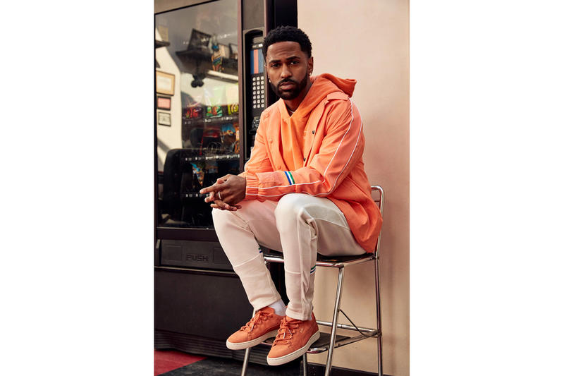 Big Sean x PUMA collection 2018