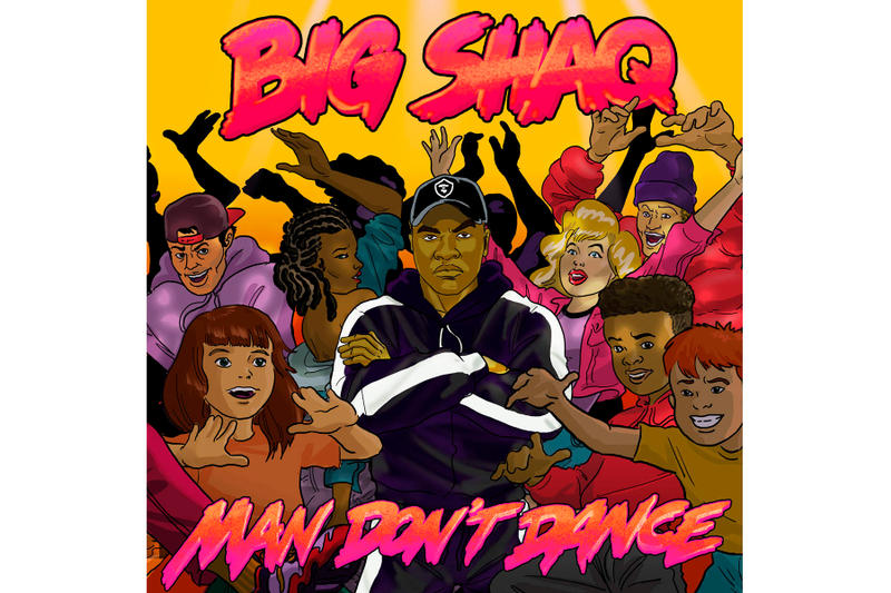 Big Shaq man don't dance single