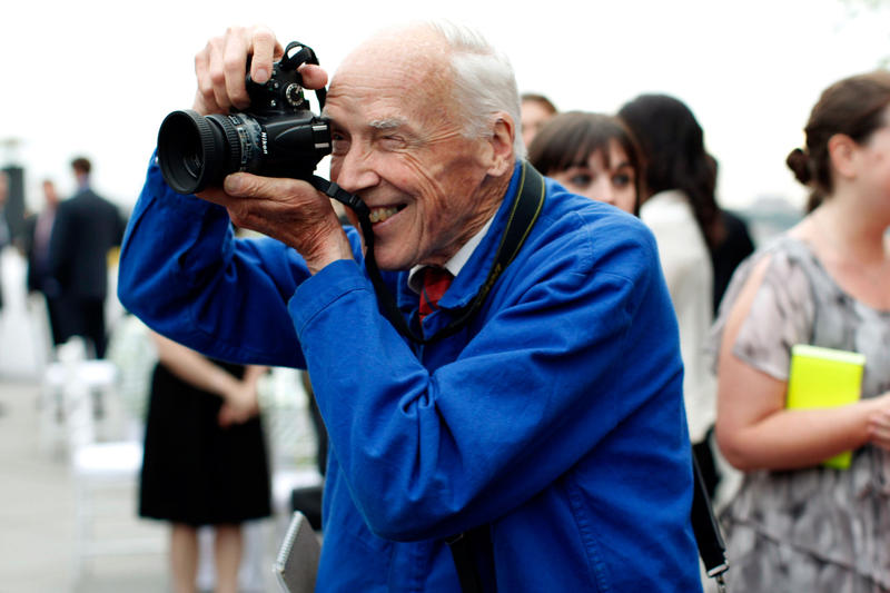 Bill Cunningham New York Historical Society