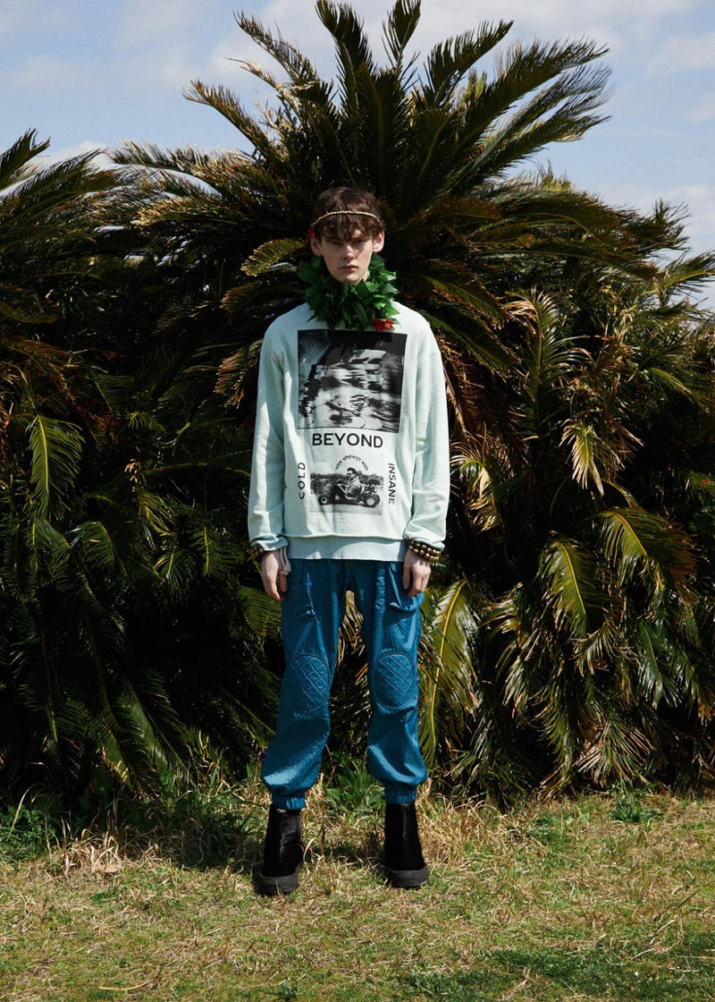 Black Weirdos Fall Winter 2018 Collection Lookbook