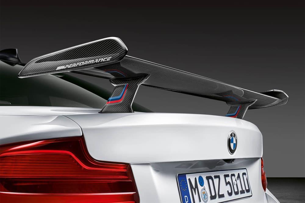 BMW M2 Competition M Performance Parts