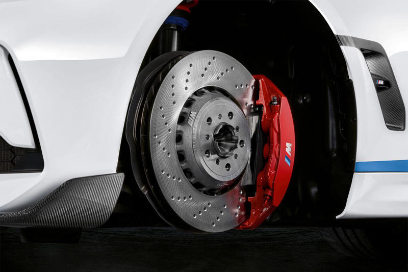 BMW M2 Competition M Performance Parts
