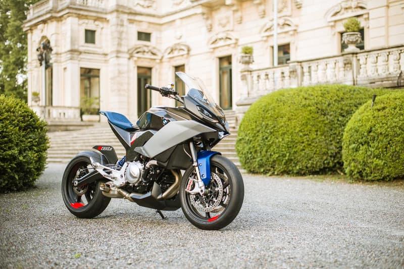 BMW Motorrad Concept 9cento Concorso d'Eleganza Villa d'Este 2018