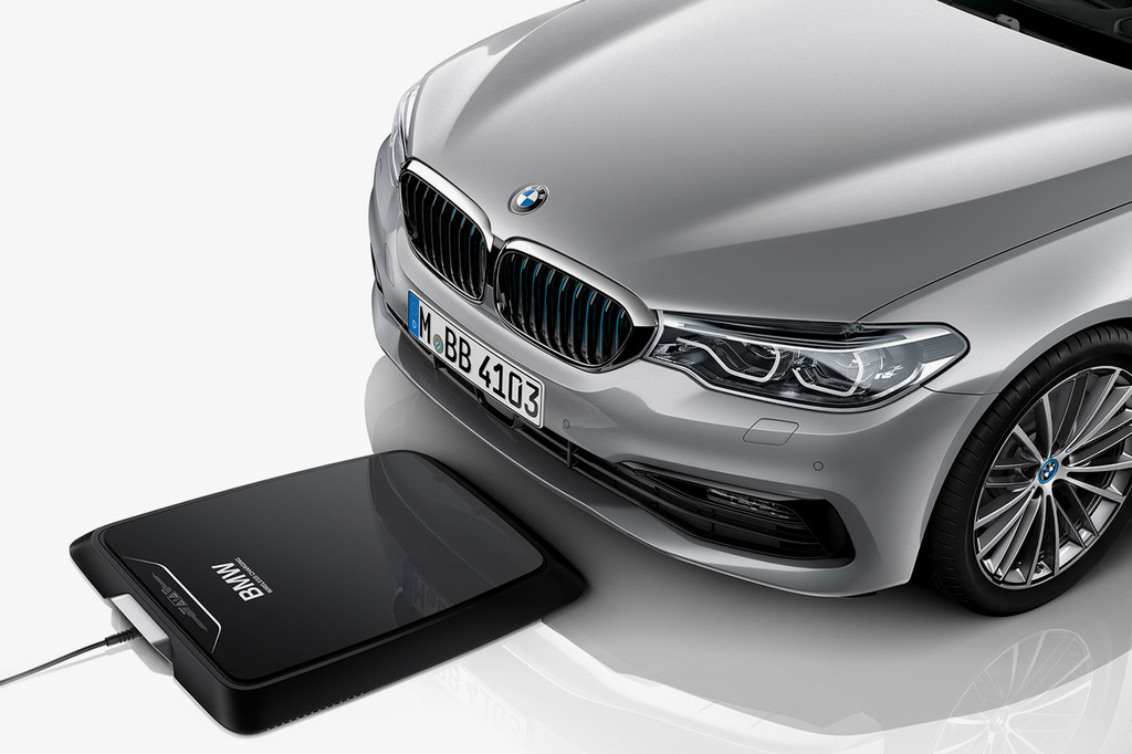 Bmw Wireless Charging Station For Electric Cars Hypebeast