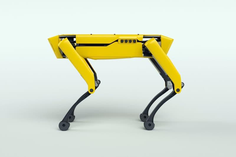 boston dynamics spotmini robot dog for sale technology