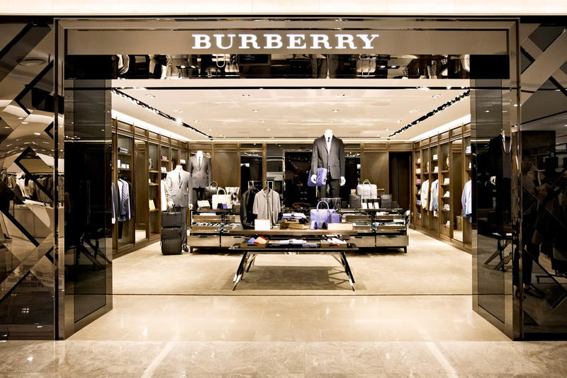 Burberry Shares Fall GBL Financial Belgium Sells Stake Albert Frère Investment 14 Months Riccardo Tisci Marco Gobetti