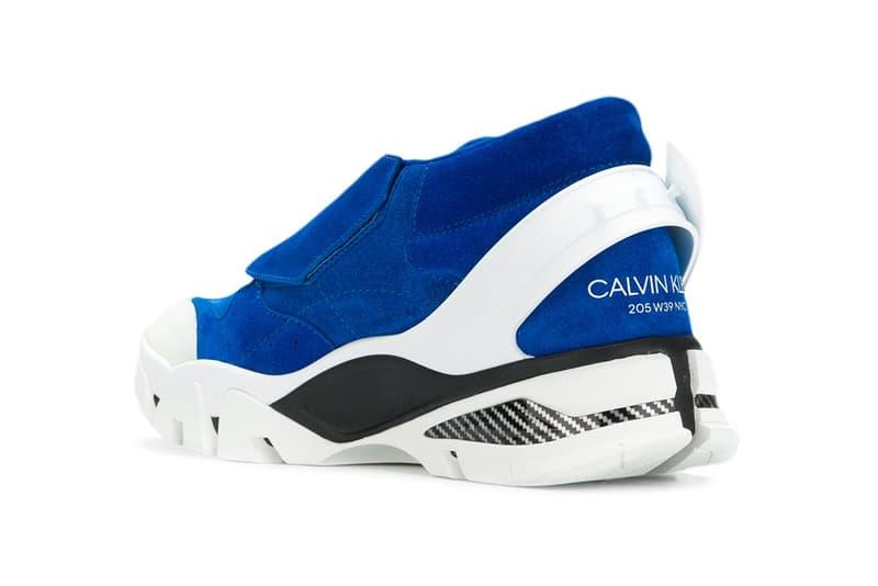 CALVIN KLEIN 205W39NYC Ridge Runner in Blue