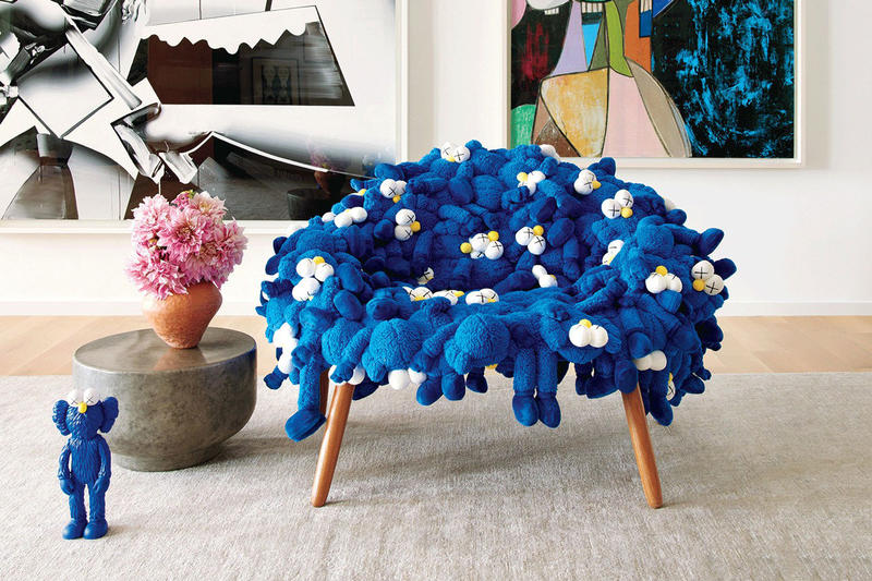 kaws campana brothers banquete chair museum of fine arts houston design art artwork